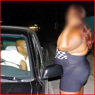 Prostitutes in Sha
